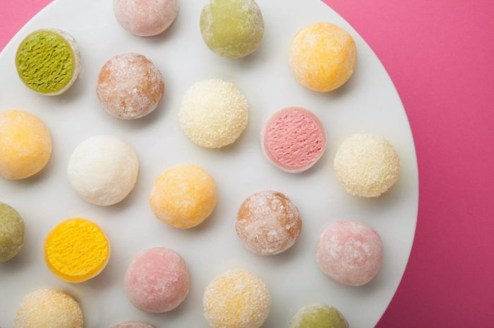 Un pop-up à Londres dédié au Mochi