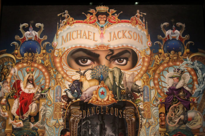 Michael Jackson à travers l'art