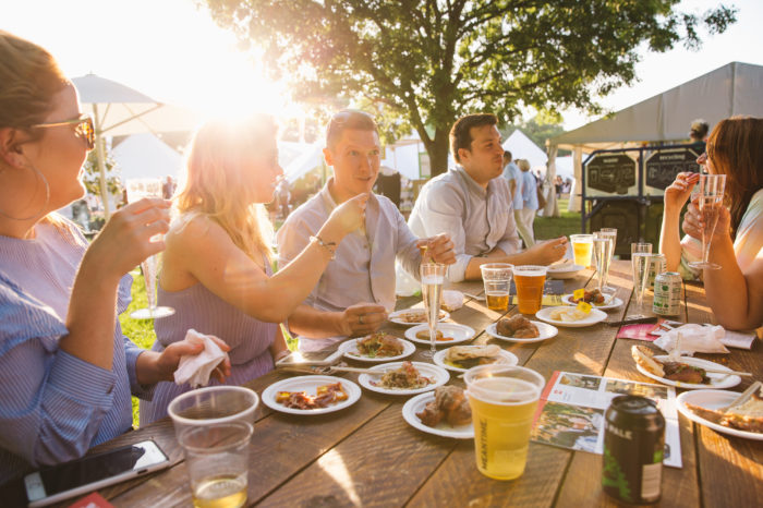 Taste of London : Regent's Park devient gourmand