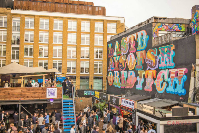 Vers la mort de Shoreditch ?