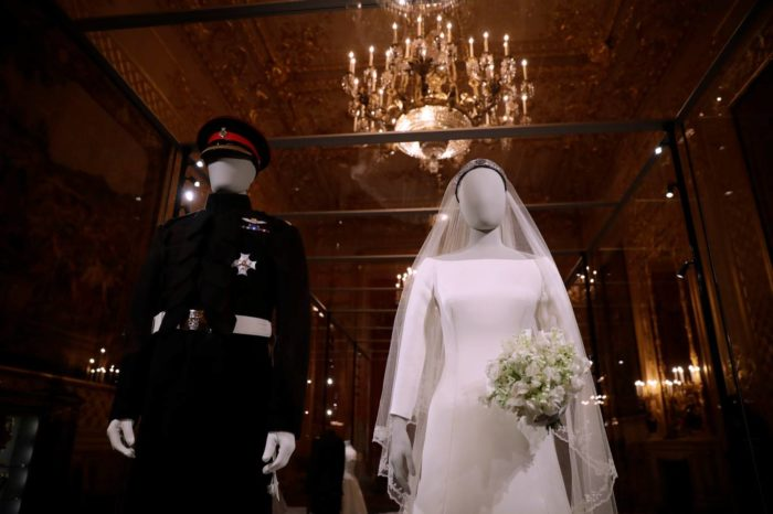 Revivez le mariage princier au Windsor Castle
