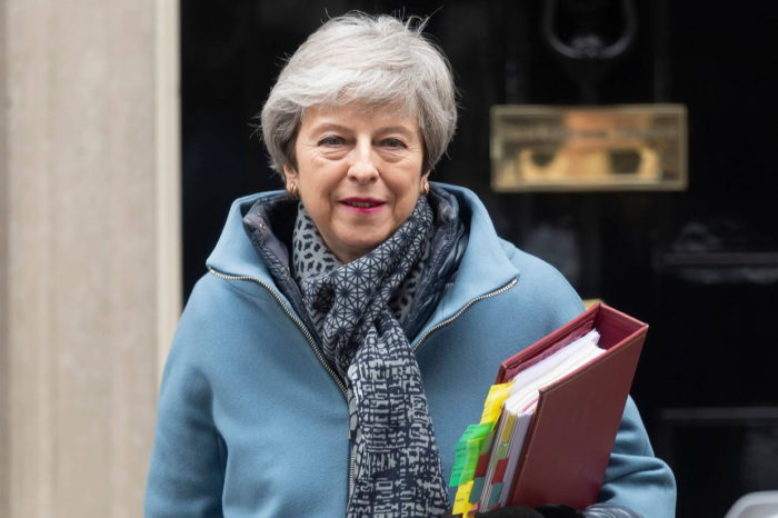 L'accord de Theresa May de nouveau devant le parlement