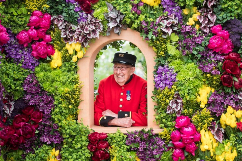 The Royal Hospital se transforme en jardin d'Eden le temps du Chelsea Flower Show