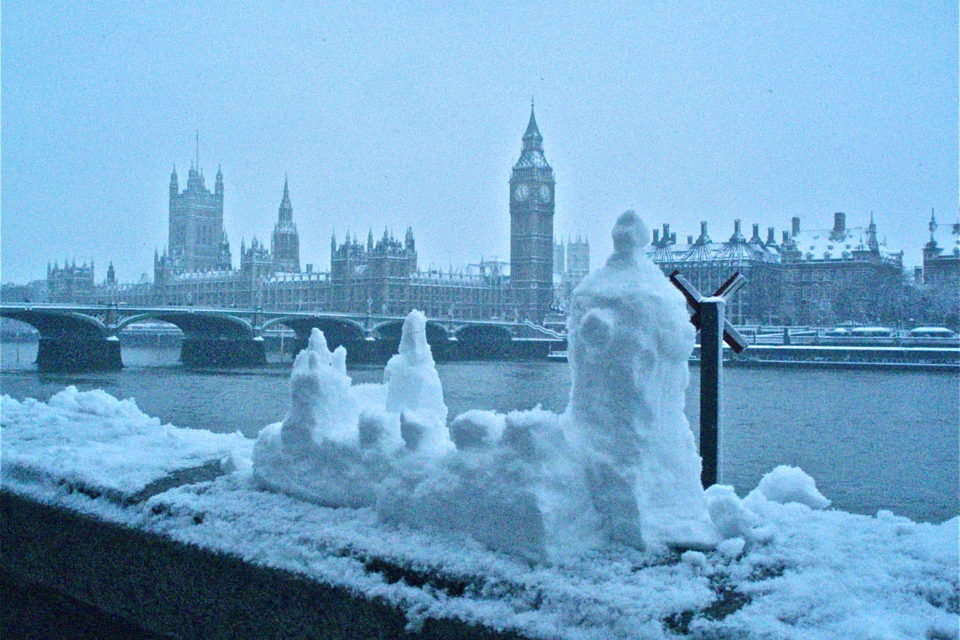 Le Beast From The East revient cet hiver