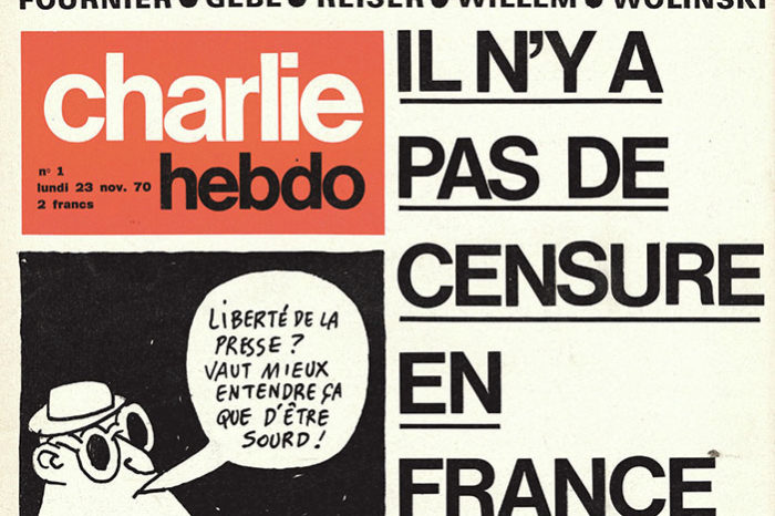 Il y a 38 ans mourait Charlie Hebdo
